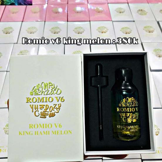 Romio V6 Dưa Gang