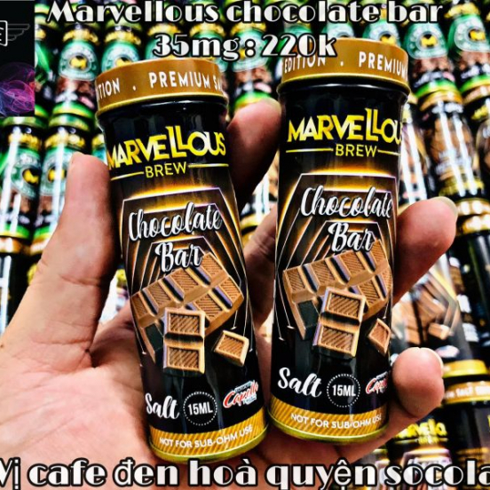 Marvellous cafe socola