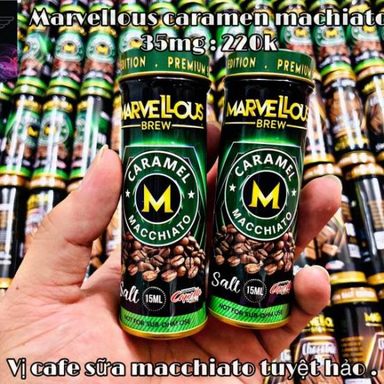 Marvellous Sữa Matchiato