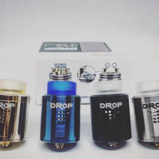 Tank Drop RDA
